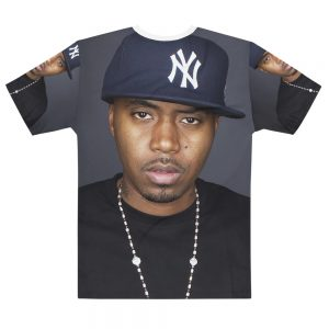 Nas Whats Up's T-shirt