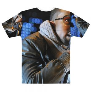 Kanye West Rapping On Stage T-shirt