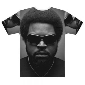 Ice Cube Afro T-shirt