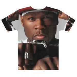 50 Cent Hands Crossed T-shirt