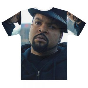 Ice Cube Black Hat Gangster T-shirt