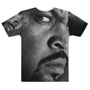 Ice Cube Looking Angry T-shirt