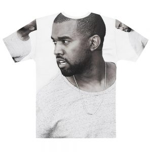 Kanye West Looking Cool T-shirt