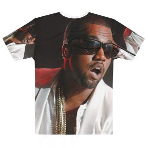 Kanye West On Stage T-shirt
