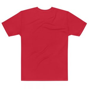 2 Chainz Bare Chest Front Red T-shirt
