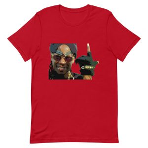 2 Chainz Fingers To The Sky T-Shirt